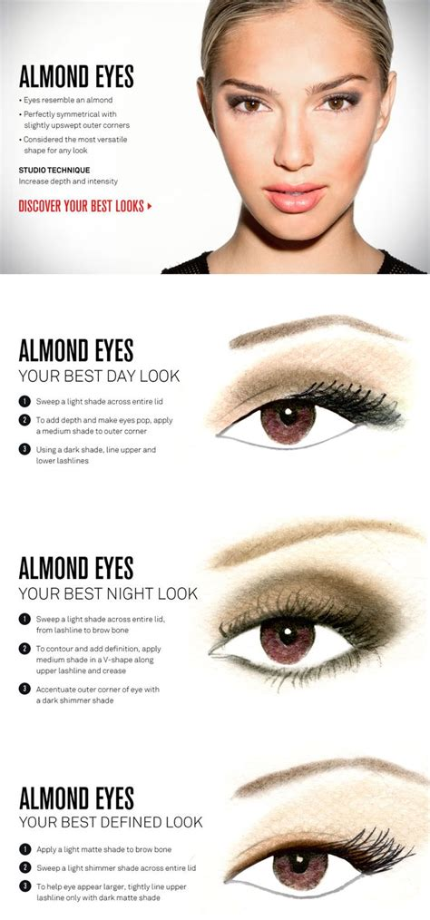 eyeshadow tutorial for almond eyes eye makeup for round almond eyes saubhaya makeup
