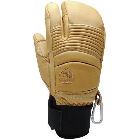 Finger Gloves hestra fall line 3 finger glove backcountry