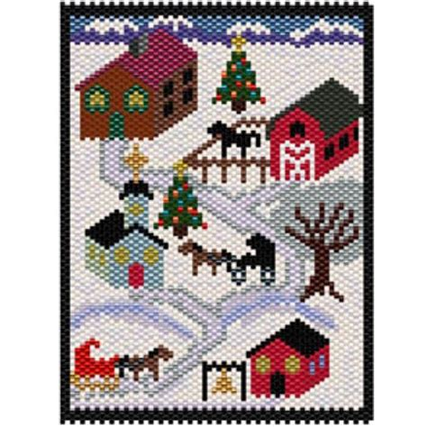 patterns christmas banners 108 best banner beading images on pinterest beaded