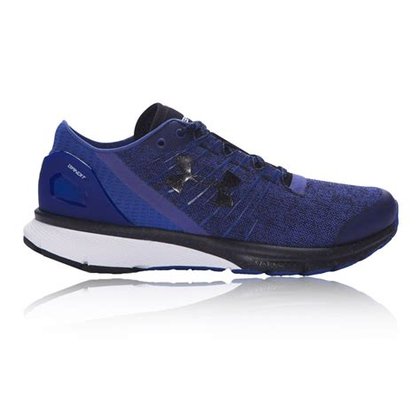 armour sneakers for armour charged bandit 2 womens blue sneakers running