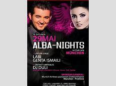 Genta Ismajli & Labinot Tahiri - Club Laila, München - 28 ... Genta Ismajli 2014