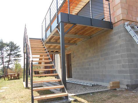 terrasse ossature métallique r 233 alisation de terrasses de qualit 233 en moselle lorraine