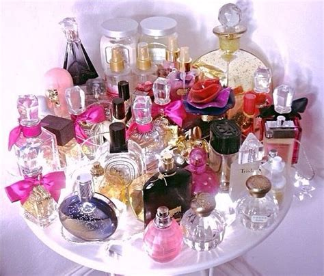 7 Perfumes For The Girly by Pile It On For A The Cutest Chic Look Maquillage
