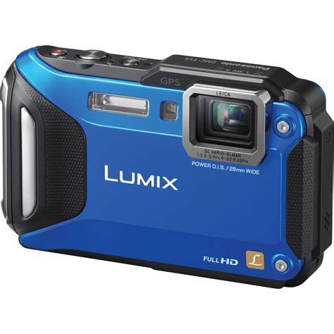 Kamera Olympus Underwater panasonic lumix dmc ts5 digital blue dmc ts5a b h photo