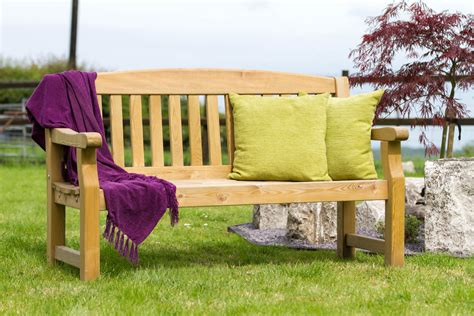 3 seater garden bench emily 3 seater garden bench garden furniture land