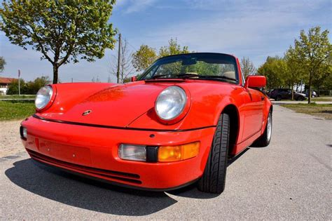 Porsche Carrera Kaufen by Porsche 911 Carrera 4 1990 Kaufen Classic Trader