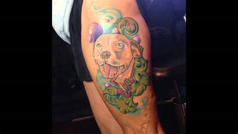 pitbull tattoo 50 pitbull snouts meanings and designs we dogs