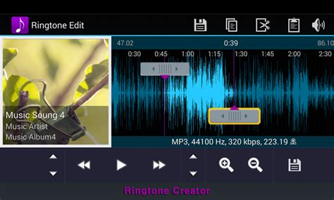 mp3 cutter download play store sonnerie cr 233 ateur mp3 cutter applications android sur