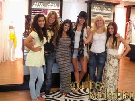 Erica Mena Used To Work For The Kardashians As A Dash Doll | kourtney kardashian had a lesbian trist with erica mena