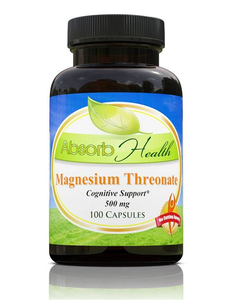 mag o supplement buy magnesium threonate improve your memory now