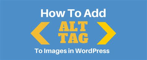 alt image tag how to add alt tags to images in automatically