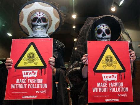 Greenpeace Detox Fashion by Greenpeace Detox Caign Ecouterre
