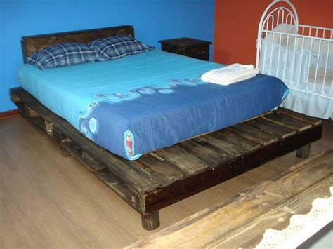 How Are Mattresses Recycled by Diy Recycled Pallet Bed Ideas Pallet Wood Projects