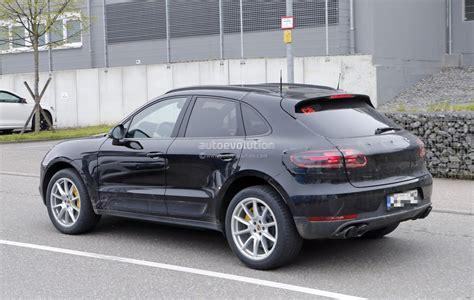 2019 Porsche Macan by 2019 Porsche Macan Facelift Getting Hotter But Porsche