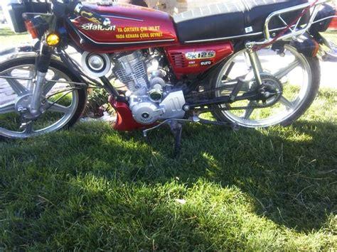 satilik falcon motor konya da yeni sahibini bekliyor
