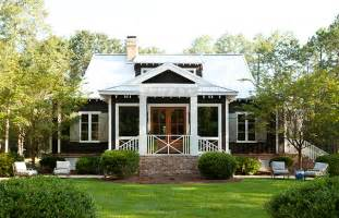Southern Cottage House Plans The Interior Details On This 2 000 Square Foot Southern