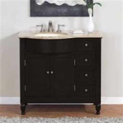 38 inch single sink bathroom vanity with granite counter