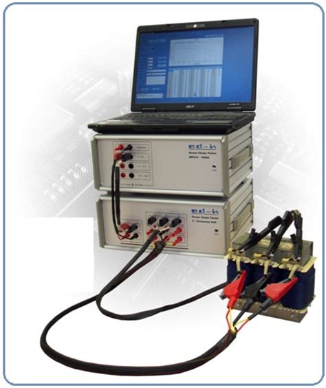 inductor pulse testing inductance pulse testing of three phase inductors