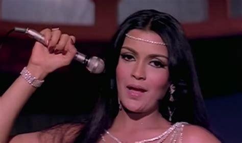 parveen babi and zeenat aman songs zeenat aman birthday celebration top 5 songs of the