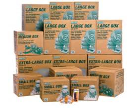 u haul moving supplies boxes