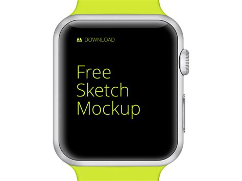 apple   mockup sketch freebie   resource  sketch sketch app sources