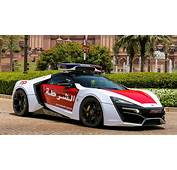 Lykan HyperSport Police 2015 Wallpapers And HD Images