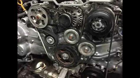 subaru drive belt serpentine belt for a 2014 subaru autos post