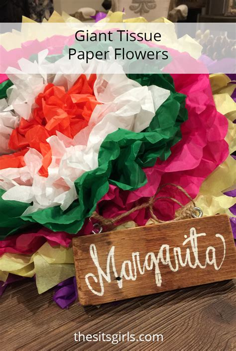 How To Make Large Tissue Paper Flower Balls - tissue paper flower puffs tissue paper flowers
