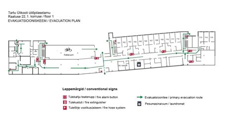 evacuation floor plan 100 evacuation floor plan gallery of r of coffee iks design 12 exit risk
