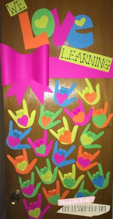 class craft ideas 25 best ideas about classroom door decorations on