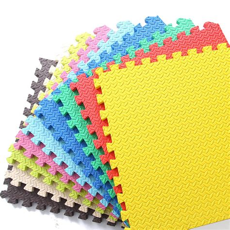 safety baby solid foam play puzzle mat playmats