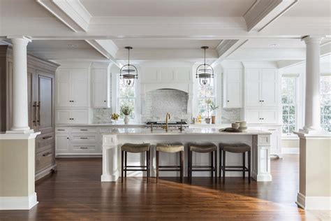 Commercial Kitchen Islands by Andrea Rugg Photography Residential Interiors Photography