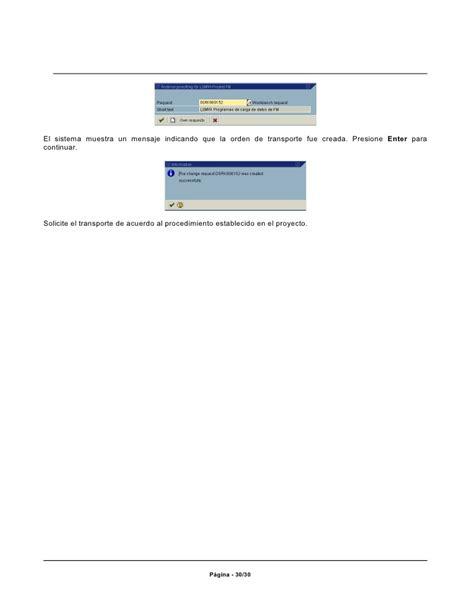 tutorial sap lsmw lsmw tutorial spanish espanol