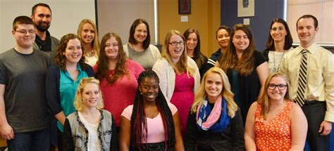 Http Www1 Wne Edu Academics Graduate Mba Cfm by Students Inducted Into Psi Chi National Honor