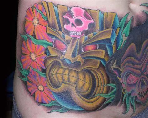 tiki tattoos tiki images designs