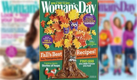 Womans Day Magazine Sweepstakes - free womans day magazine subscription us