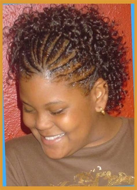 short afro hairstyles for round faces short hairstyles for black women with round faces short