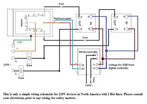 4 wire 220v wiring diagram tub