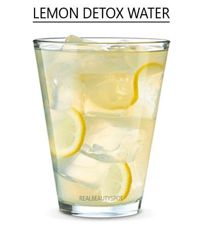 Can You Use Lemon Juice For Detox Water by Top Home Remedies Using Lemon Detox Waters Detoxify