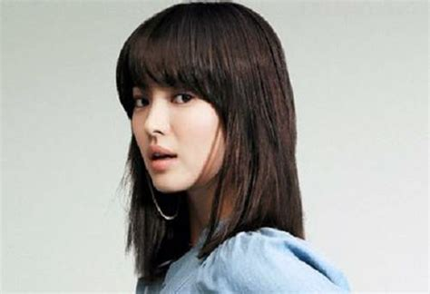 hair cut in seoul korean hairstyle women medium length inofashionstyle com