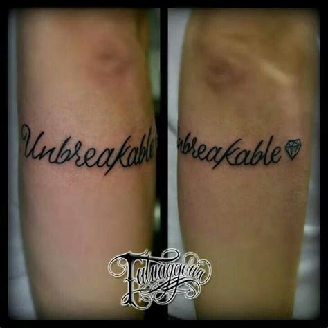 unbreakable tattoo 25 best ideas about unbreakable on