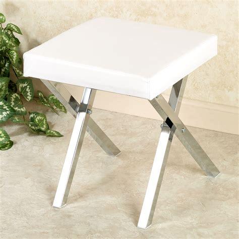 foldable vanity stool cushioned folding vanity stool