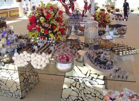 mesas de dulces para bodas decorar mesa de dulces para boda mesas de bocadillos