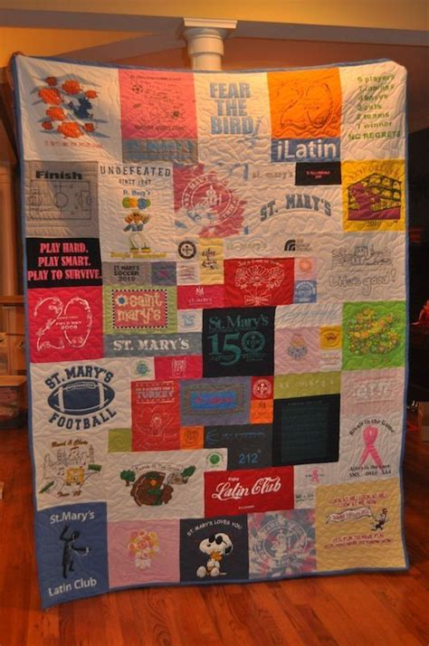 T Shirt Quilt Dallas by 128 Best Images About Quilts T Shirts Ideas On