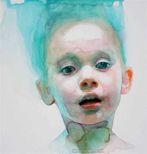 painting for boy boy watercolor painting by ali cavanaugh 16