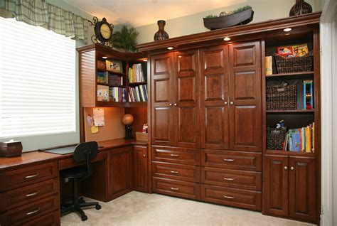 Murphy Bed Office Desk Murphy Bed With Desk My New Office Pinterest