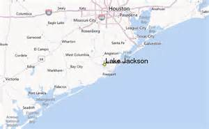 lake jackson weather station record historical weather