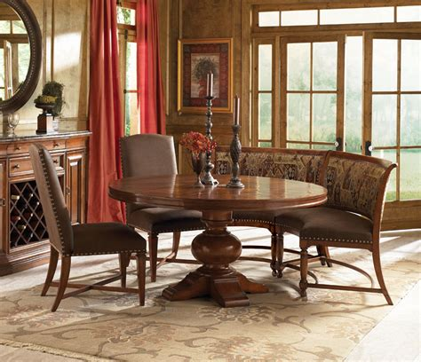 Dining Room Furniture American Drew American Drew European Traditions Trestle Dining
