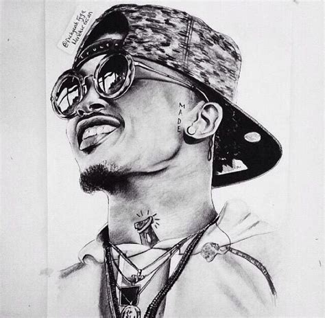 august painting and drawing motionista august alsina ʀ august alsina