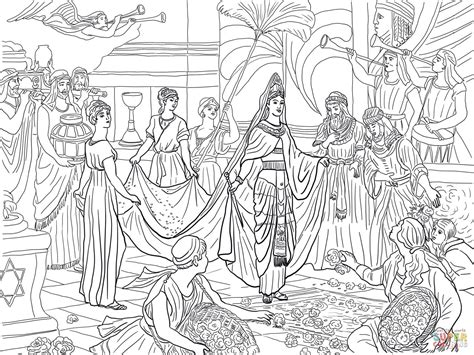 coloring pages king solomon solomon temple coloring page free printable coloring pages